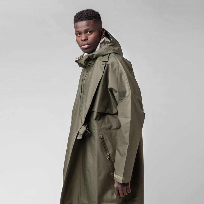 F/CE.® Wrap Double Jacket Olive