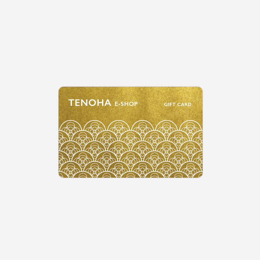 Gift card TENOHA E-SHOP
