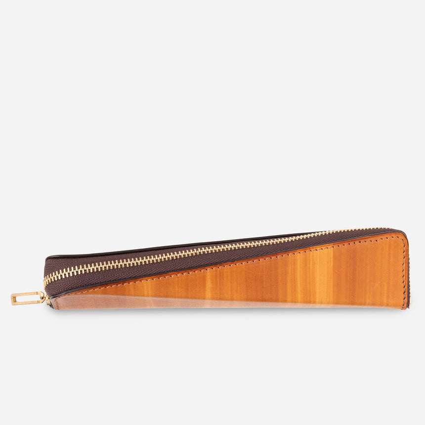 Trig Pen case Light Brown