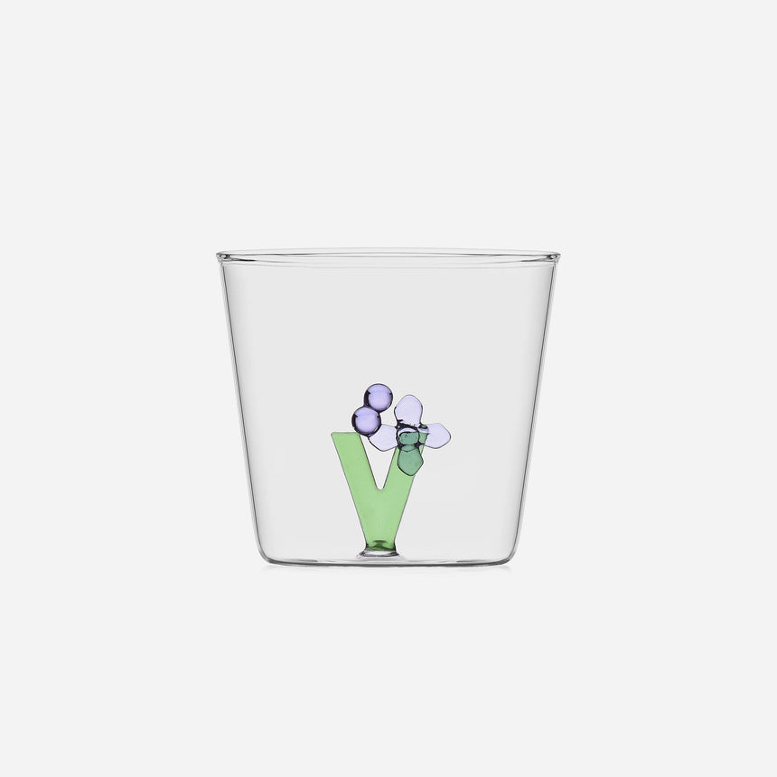 Bloom Alphabet tumbler