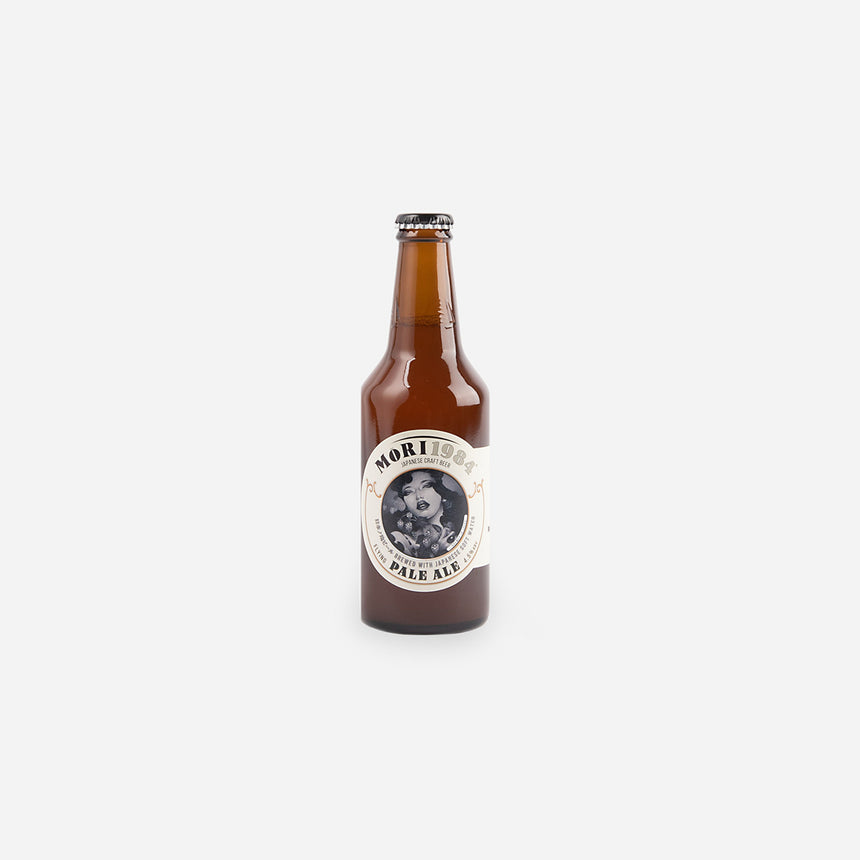 Mori Pale Ale beer - TENOHA e-shop
