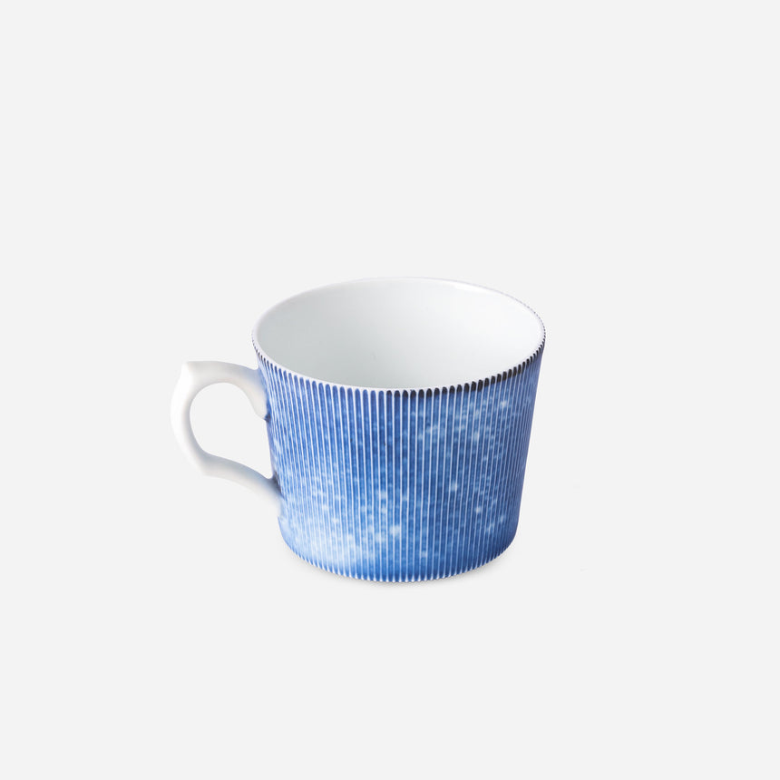 Arita Porcelain coffe cup blue