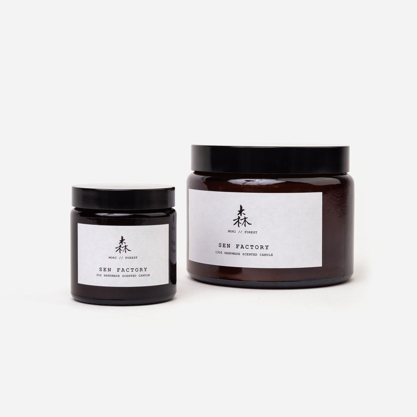 Sen Factory Scented Candle small
