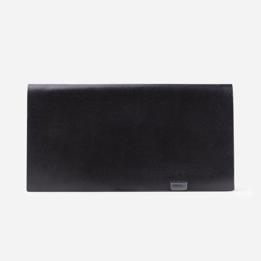 Shosa Long Wallet black