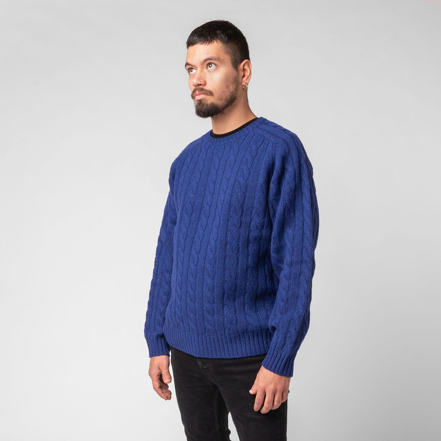 Beams plus Sweater Cable