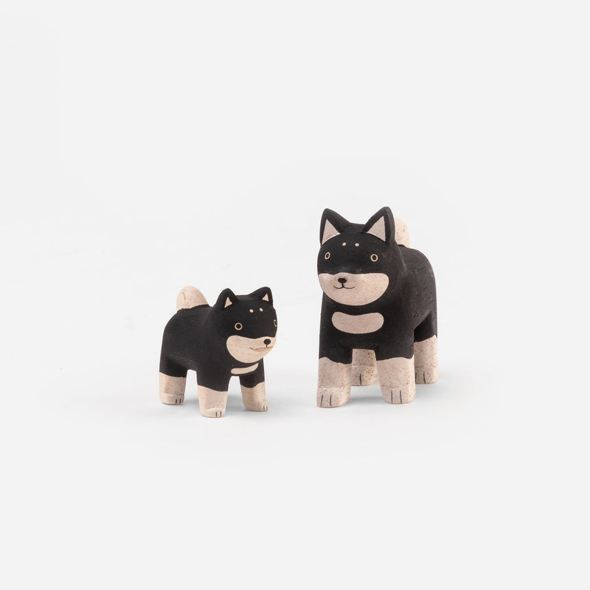 Wooden Animals Family