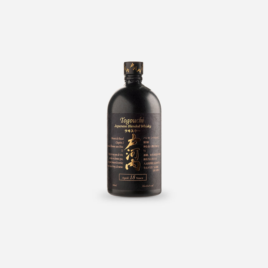 TOGOUCHI - Blended whisky - TENOHA e-shop