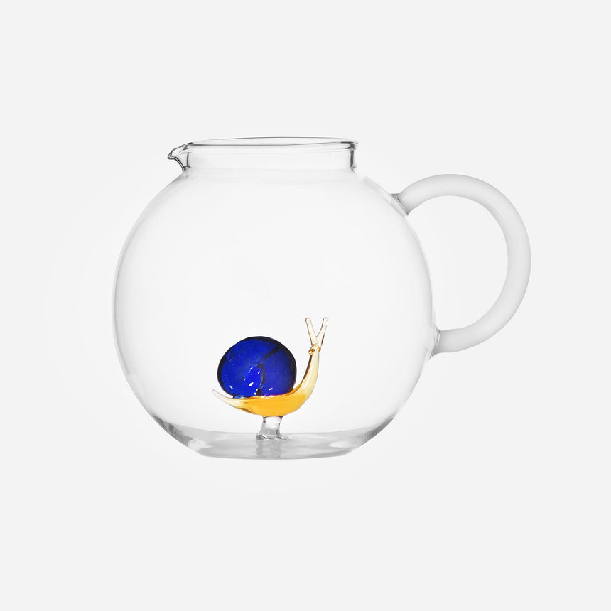 Animal farm jug Snail