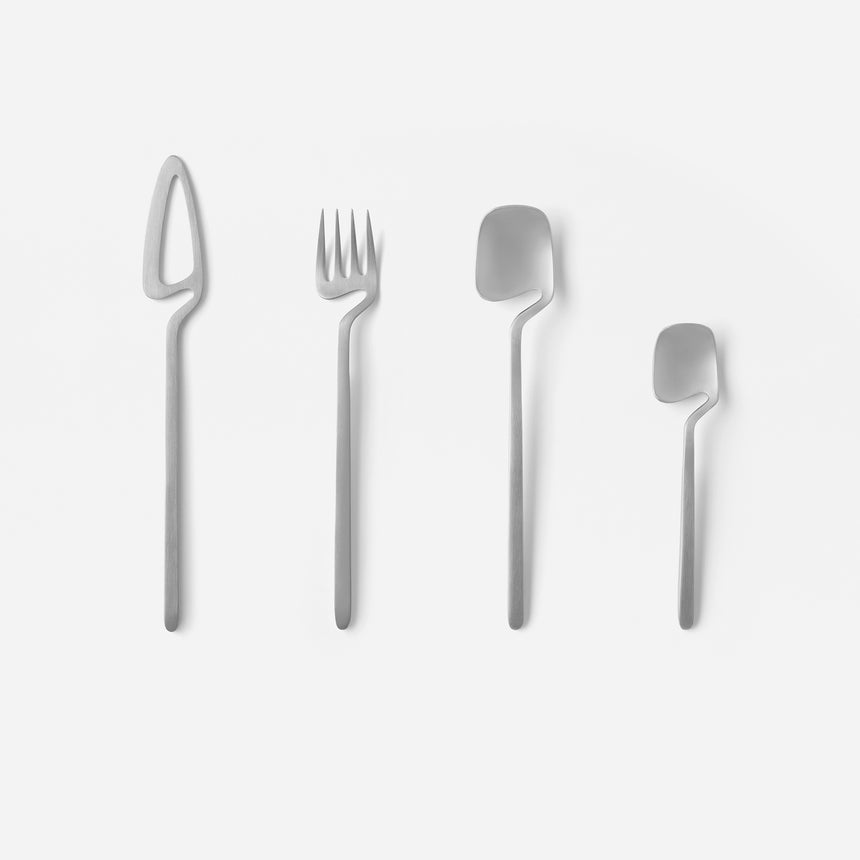 Skeleton Cutlery by Nendo (SINGLE CUTLERY)