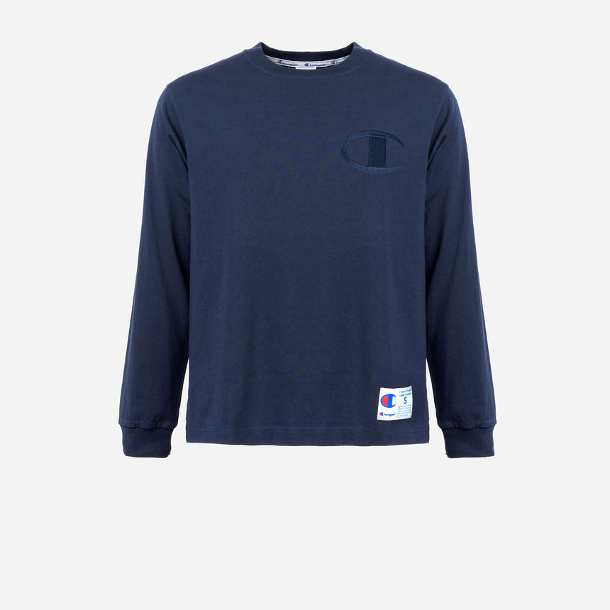Xlarge x Champion long sleeve shirt
