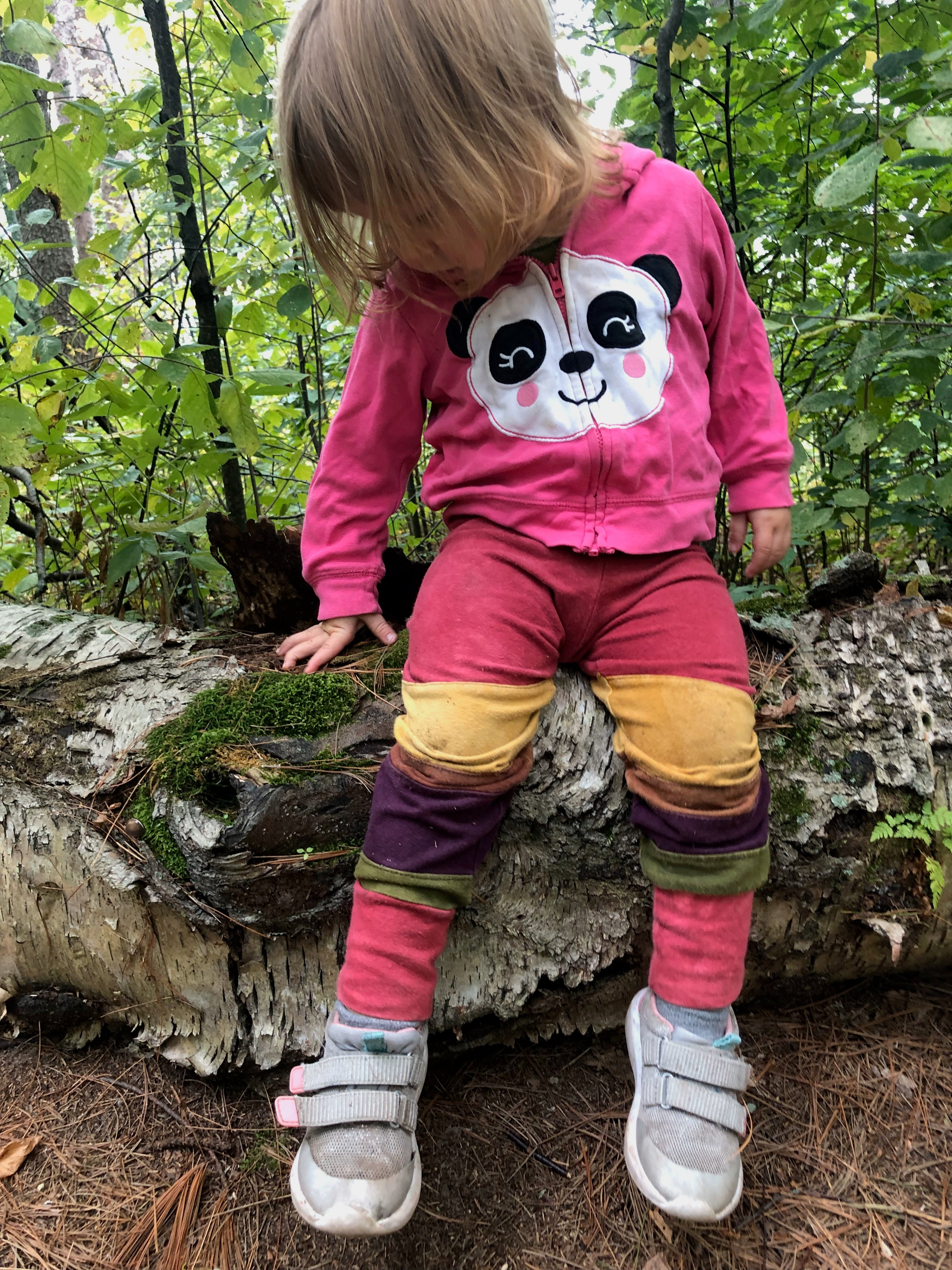 Mid Summer Bloom Toddler Pants