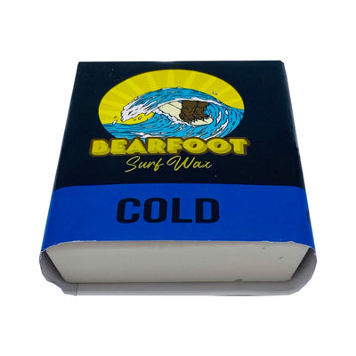 BearFoot Surf Wax Cold Temperature