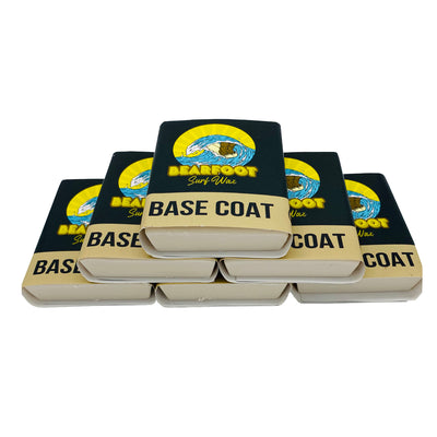 BearFoot Surf Wax Base Coat All Temperature (6 Pack)