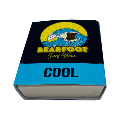 BearFoot Surf Wax Cool Temperature