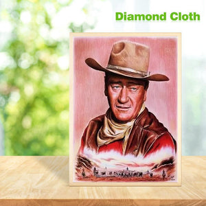 Cowboy 5D fai da te Full Drill Diamante Pittura