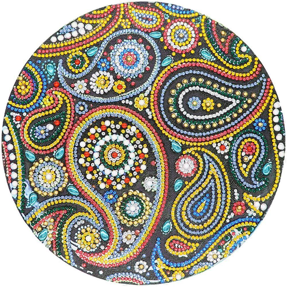 Mandala 5D Fai da te Speciale Shaped Diamante Pittura