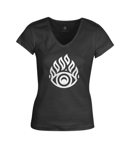 Shades On Fire Womens T-Shirt
