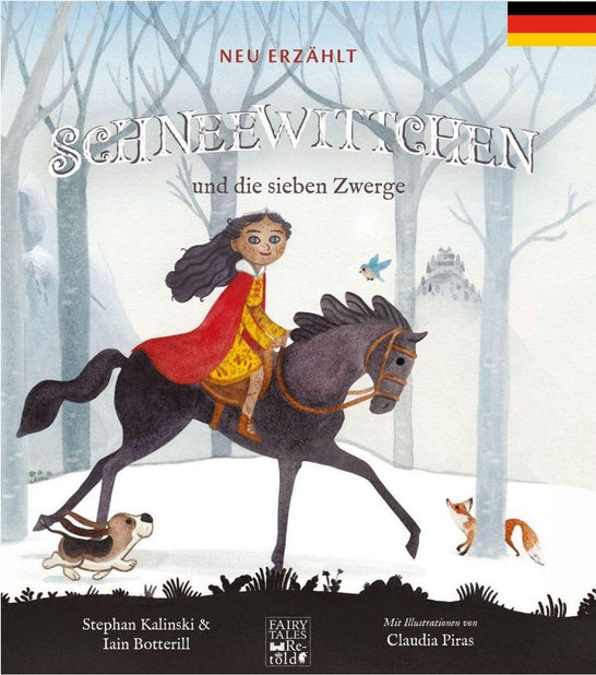 Snow White - German - Fairy Tales Retold