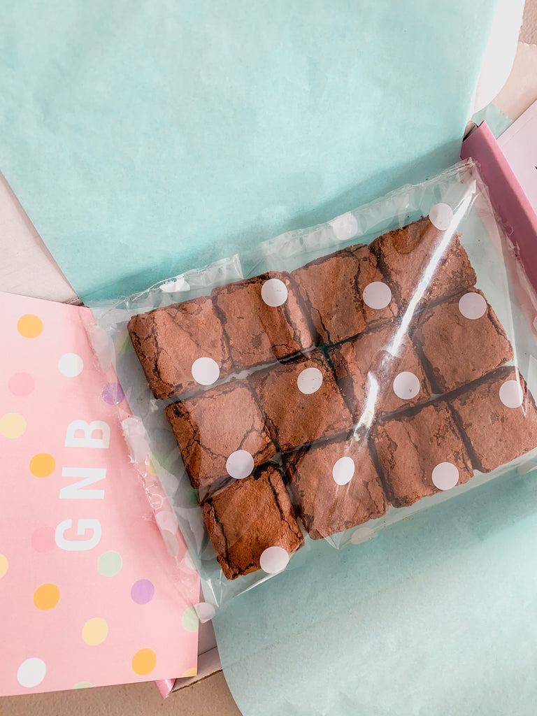 The Luxury Letterbox Brownies