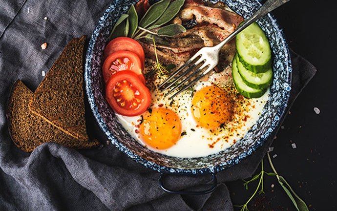 POWERFUL TESTOSTERONE BREAKFAST FOODS