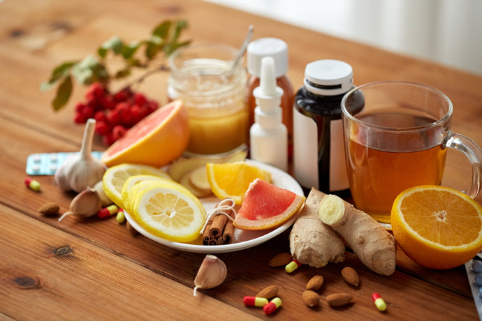 WHAT ARE HOME REMEDIES TO BOOST YOUR IMMUNE SYSTEM?