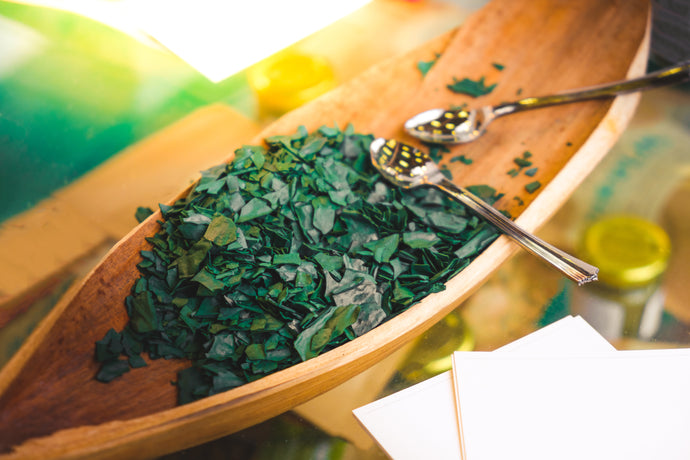 WHY SPIRULINA DESERVES A PLACE IN YOUR DAILY LIFE