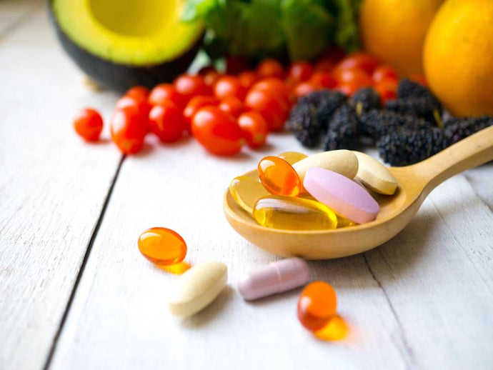 WHAT ARE THE BEST MINERALS AND VITAMINS TO TAKE FOR A LOW IMMUNE SYSTEM?
