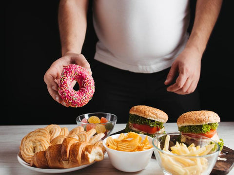bad diet_which part of body loses fat first_purelife organics