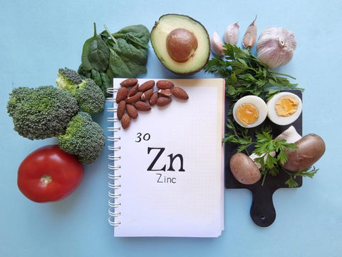 zinc_vitamins to take for a low immune system_purelife organics