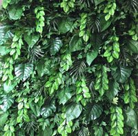 Green Tropical Flower Wall - Starlight Flower Walls
