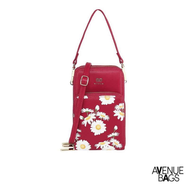 Avenue Bags™ | Multifunctionele Fashion Tas met Print