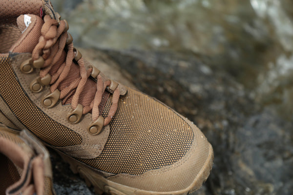 The Blatant Truth To Waterproof Footwear - There is only one type of footwear is completely waterproof. - Altai Gear Singapore