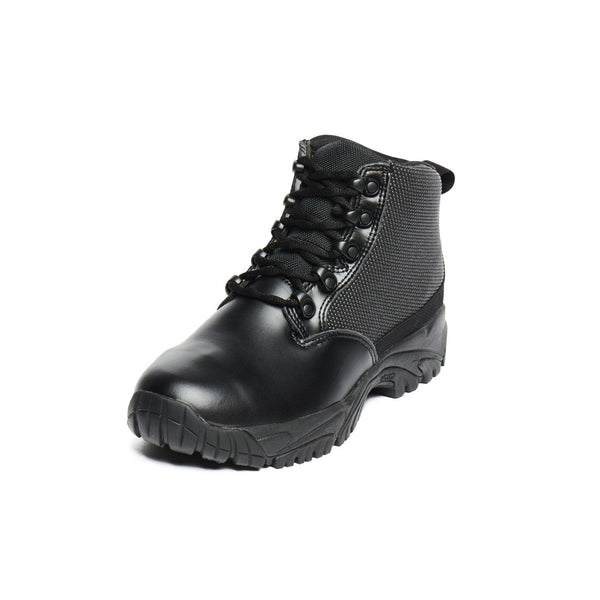 "ALTAI® 6"" Black Waterproof Tactical Boots with Leather Toe - Altai Gear Singapore"