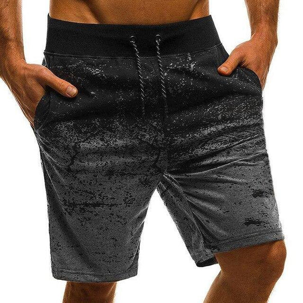 VICABO Mens Shorts Beach Casual Running Sports Shorts with Pocket Straight sweatpants men's clothing pantalones cortos hombre #w