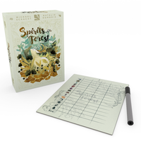 Spirits of the Forest + Free Dry Erase Score-pad