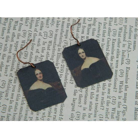 Mary Shelley Earrings