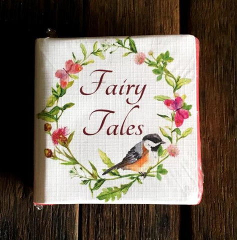 Fairy Tale & Flowers Book Soap