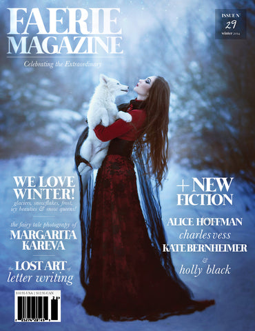 Faerie Magazine #29, Winter 2014, PDF