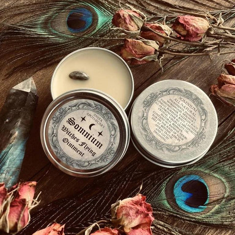 Somnium ~ Witches Flying Ointment