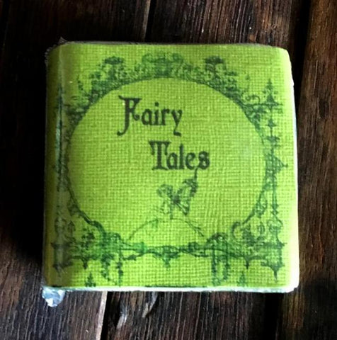 Green Fairy Tale Book Soap