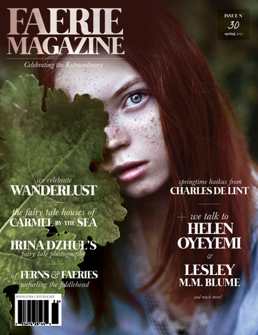 Faerie Magazine Issue #30, Spring 2015, Print