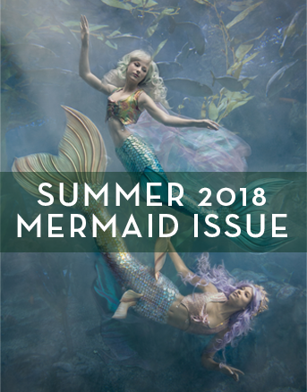 Faerie Magazine Issue #43, Summer 2018, Print