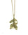 Green Boxwood Necklace
