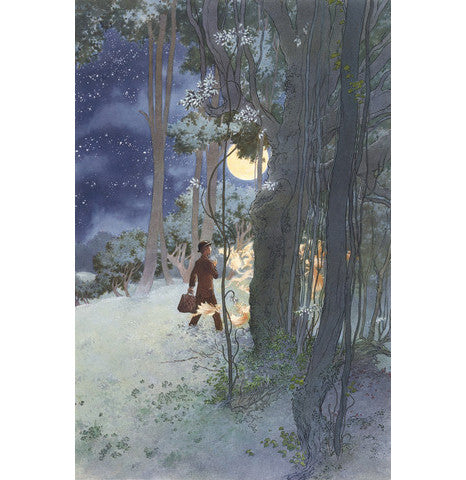 And Into Faerie - Limited Edition Signed Art Print