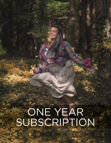 1 Year Gift Sub & Card, start with AUTUMN 2019