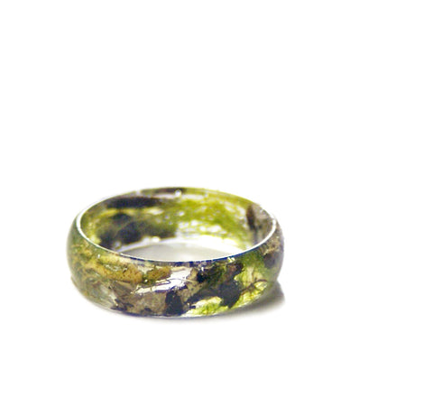 Forest Mix Nature Ring, Sizes 4-10