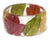Fallen Leaves Resin Bracelet