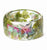 Mystical Flowers Resin Bracelet