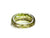 Forest Moss Resin Ring, Sizes 5-9