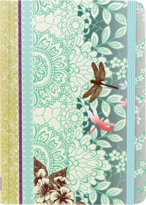 Dragonfly Hardcover Journal
